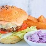 breezekohtao.com Angus beef burger Koh Tao