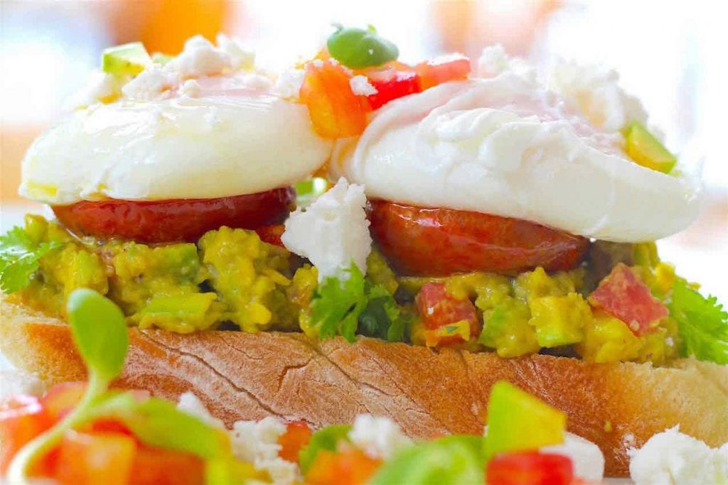 breezekohtao.com best avocado breakfast on koh tao