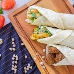 breezekohtao.com chicken curry wrap