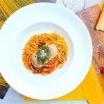 breezekohtao.com chicken parmagiana and pasta