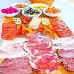 breezekohtao.com cold cuts sharing board restaurant