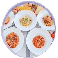 breezekohtao.com delicious pasta dishes on our menu