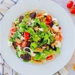breezekohtao.com goats cheese salad