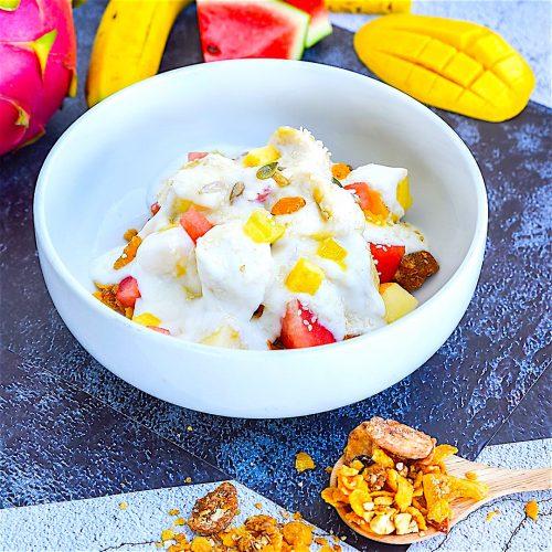 breezekohtao.com granola yoghurt breakfast koh tao