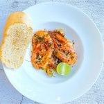 breezekohtao.com pan fried shrimp