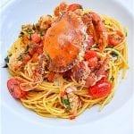 breezekohtao.com soft shell crab in pasta