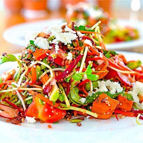 breezekohtao.com superfood salad
