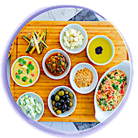vegetarian food recipes at breeze koh tao
