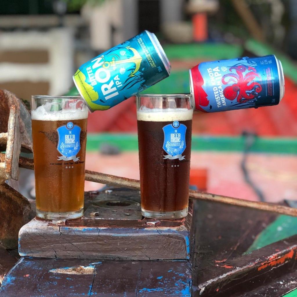 breezekohtao.com craft beer koh tao