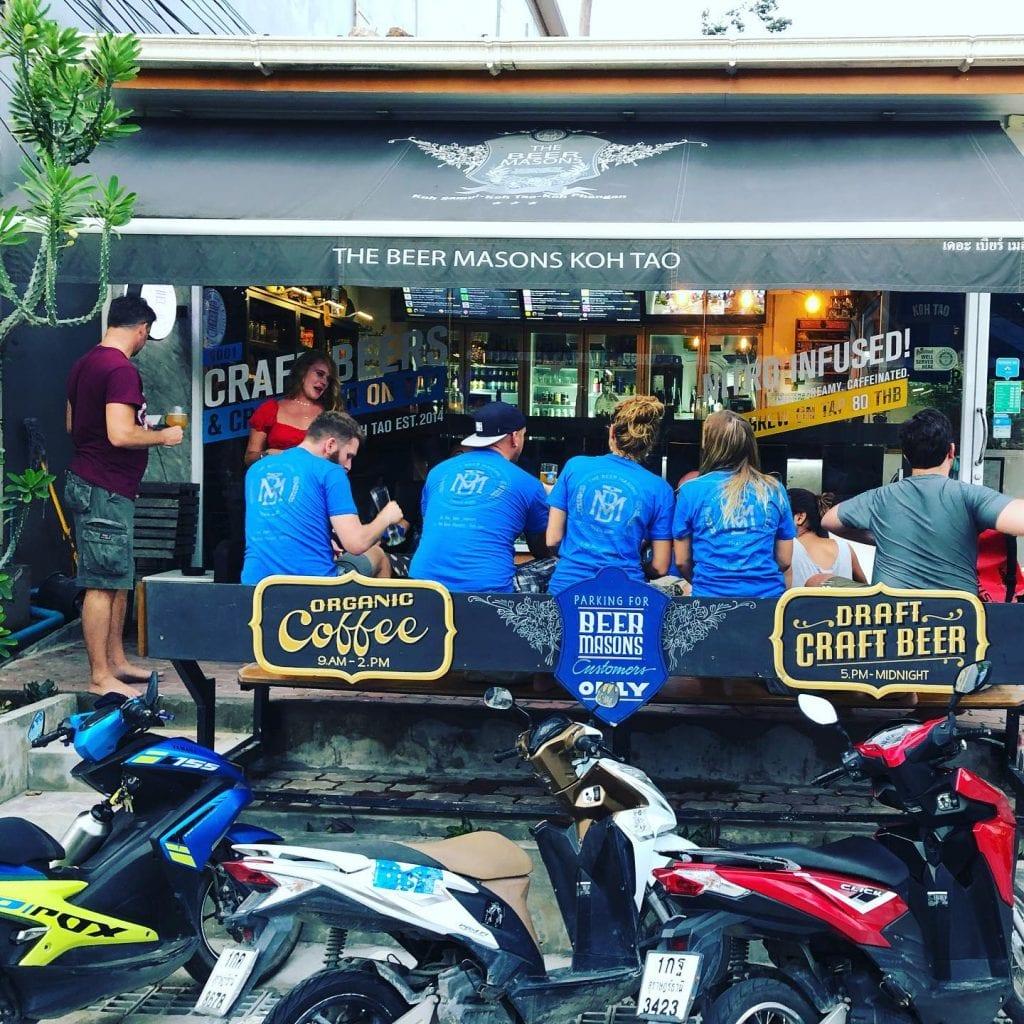 breezekohtao.com craft beer thailand